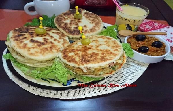 Recette Chapati