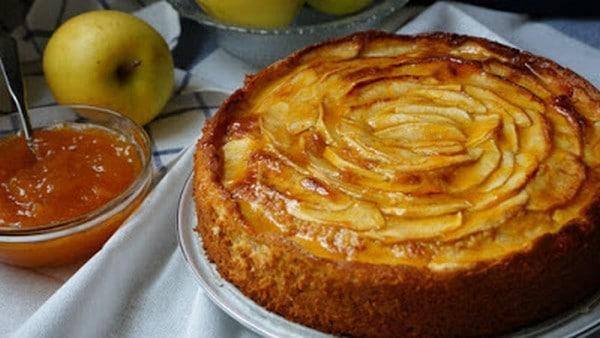 Recette Gâteau aux Pommes Très Facile