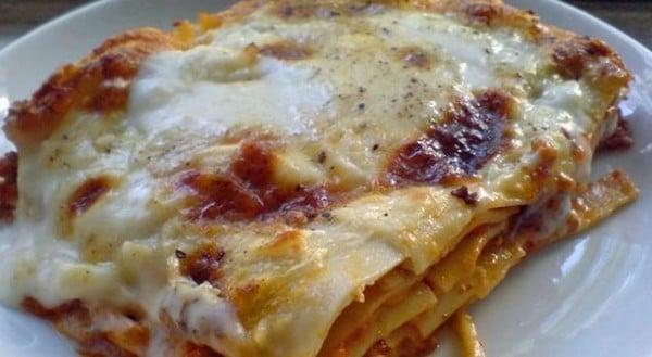 Recette Lasagnes à la Bolognaise
