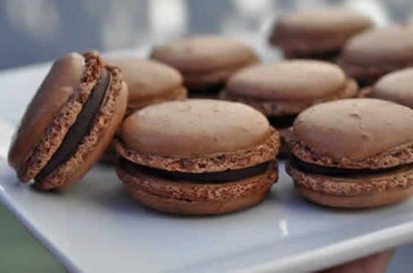 Recette Macarons Chocolat Facile
