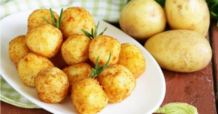Recette Pommes Dauphines