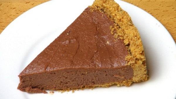 Recette Cheesecake au Chocolat sans Cuisson