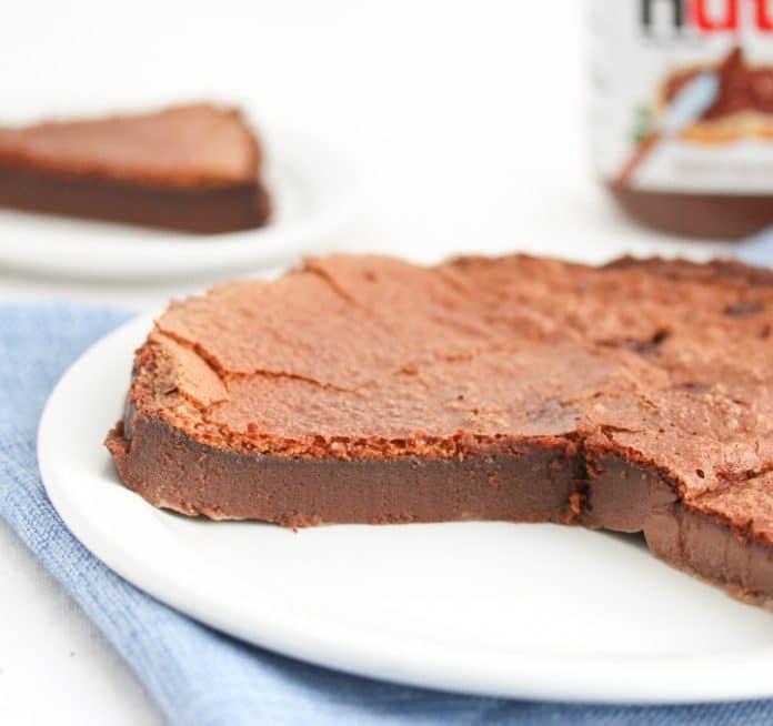Recette Fondant au Nutella avec Seulement 2 Ingrédients