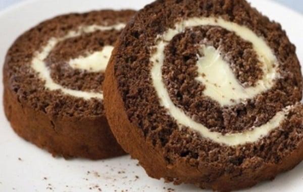 Recette Gâteau Roulé au Chocolat