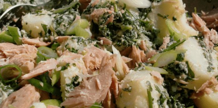 Recette Salade de Haricots Verts au Thon