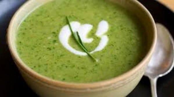 Recette Soupe à la Courgettes