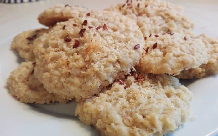 Recette Biscuit Avoine Citron Coco