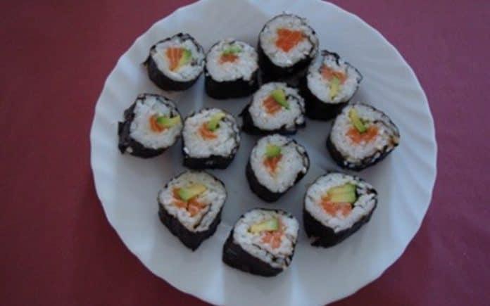 Recette Maki Saumon Concombre et Avocats