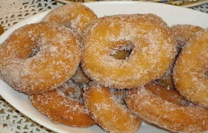 Recette Beignets Marocains