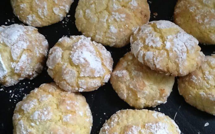 Recette Biscuits Marocain Coco Ghoriba