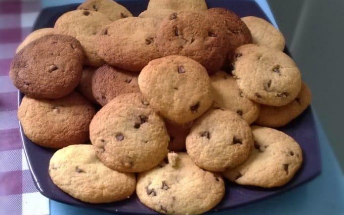 Recette Cookies Légers