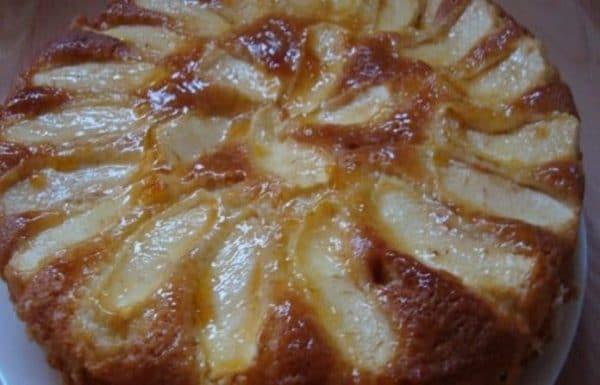 Recette Gâteau au Yaourt et aux Pommes Facile et Rapide