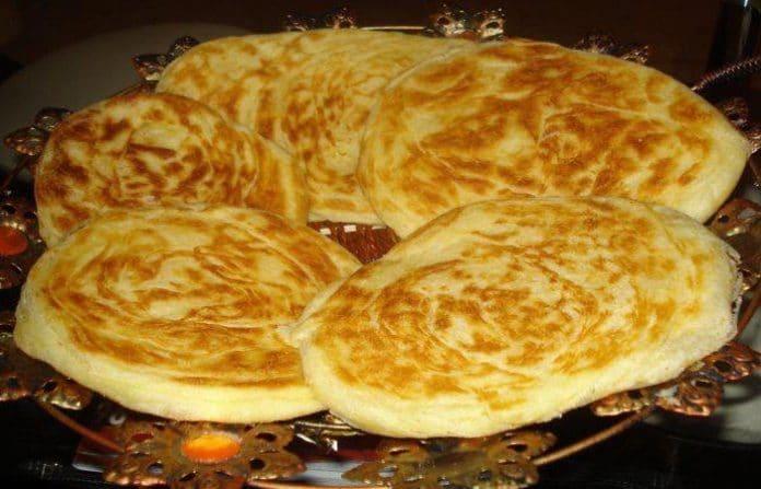 Recette Meloui Marocain Facile